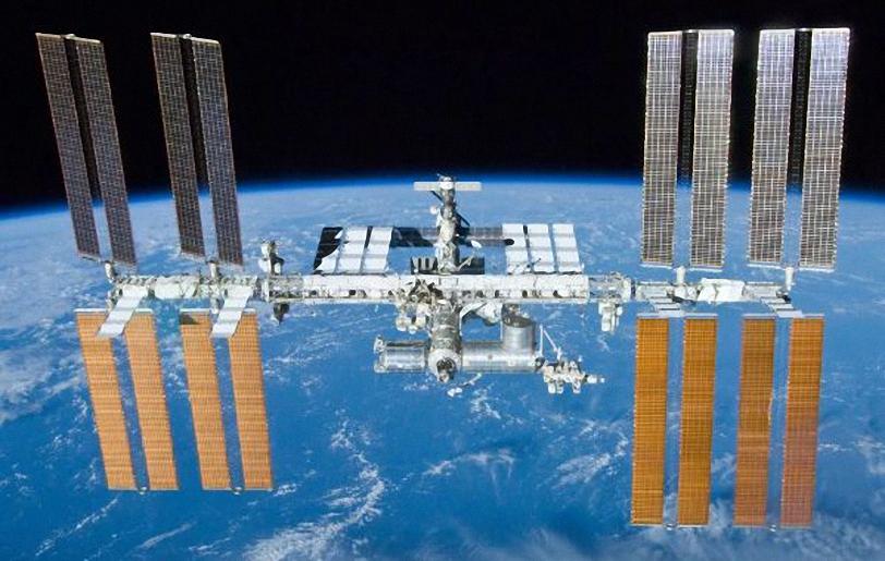 Trạm Vũ trụ Quốc tế (ISS). Ảnh: NASA.