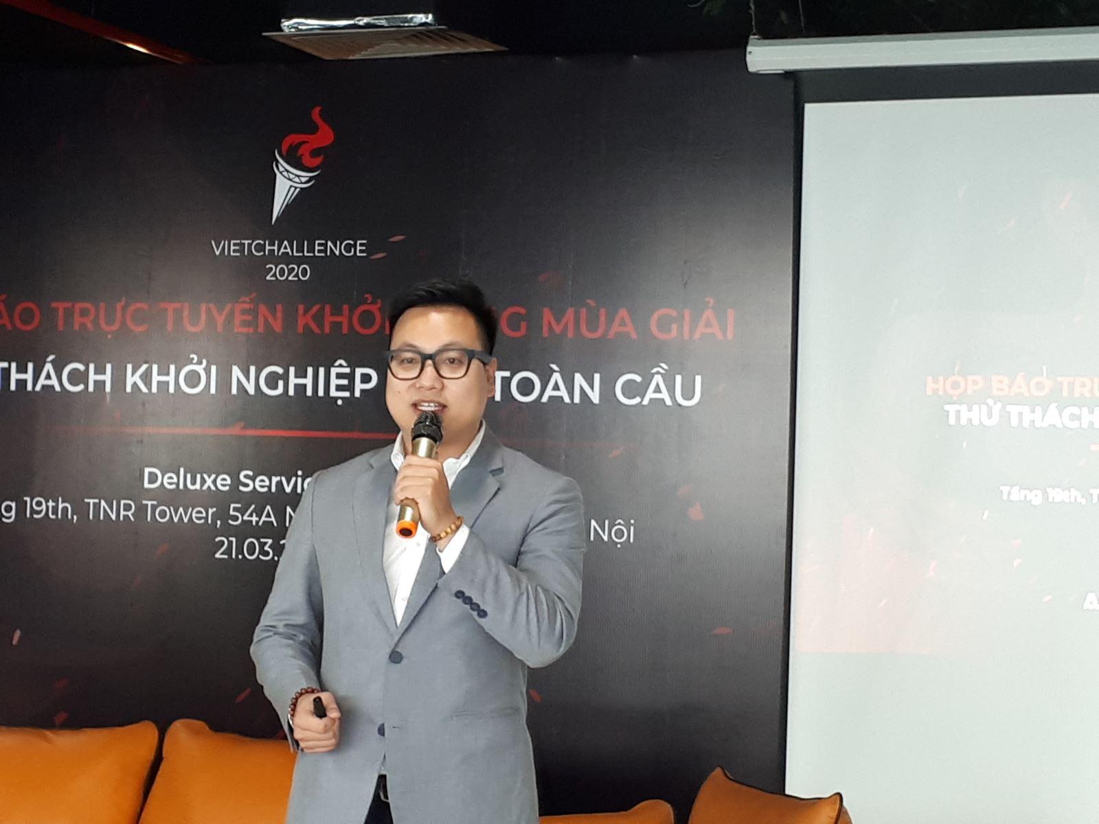 Ông Trần Quang Hưng.