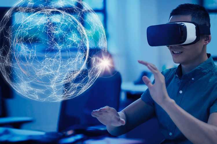 Các công nghệ tiên phong như thực tại ảo có thể thay đổi cách tiếp cận thế giới | Ảnh: Getty Images