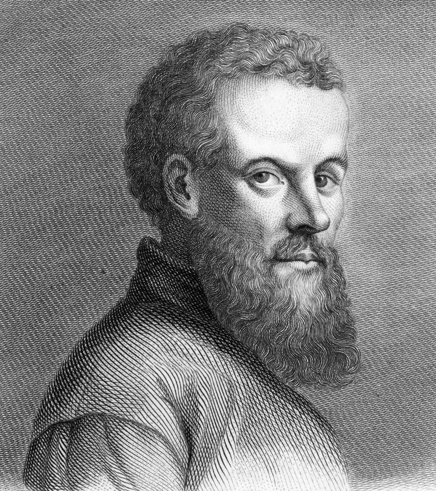 Andreas Vesalius. Ảnh: Britannica.