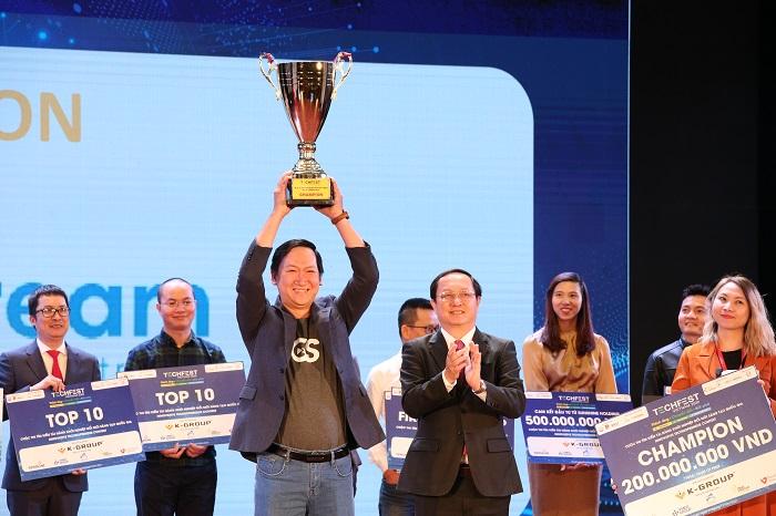 GoStream vô địch cuộc thi Techfest 2020 | Ảnh: Ngô Hà/KHPT