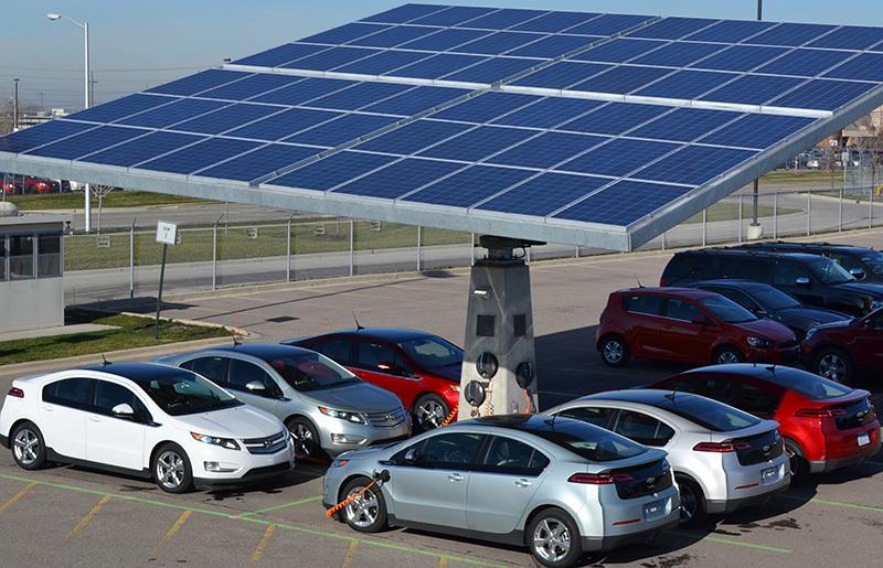 Xe điện - một xu hướng phát triển giao thông xanh