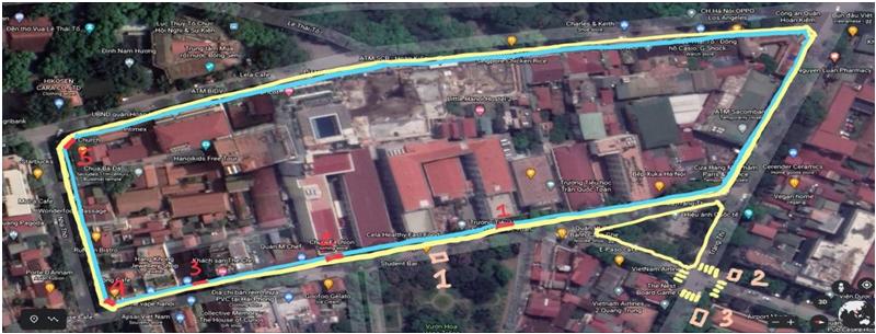 Khu vực 5 trường học tại phường Hàng Trống đang triển khai chương trình | Ảnh: BTC