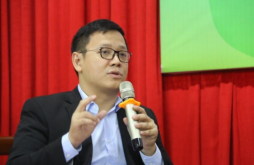 GS.TS. Lê Anh Vinh.