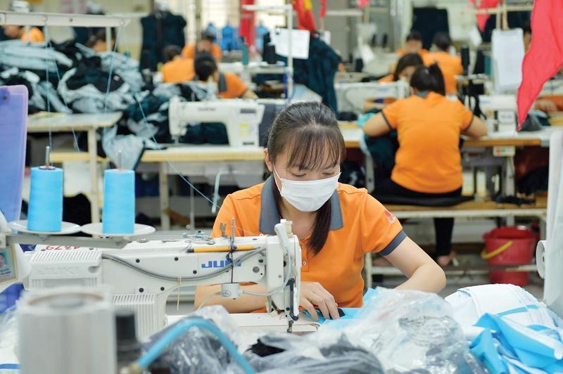 Việc chuyển đổi số với doanh nghiệp Việt Nam hiện nay gần như là một yếu tố bắt buộc. Ảnh: PV