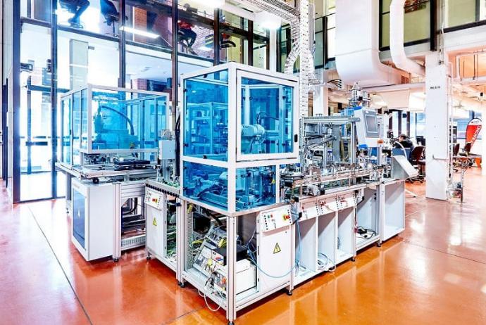Trung tâm công nghiệp số đổi mới sáng tạo tại khu sản xuất tiên tiên của RMIT ở Melbourne | Nguồn: RMIT