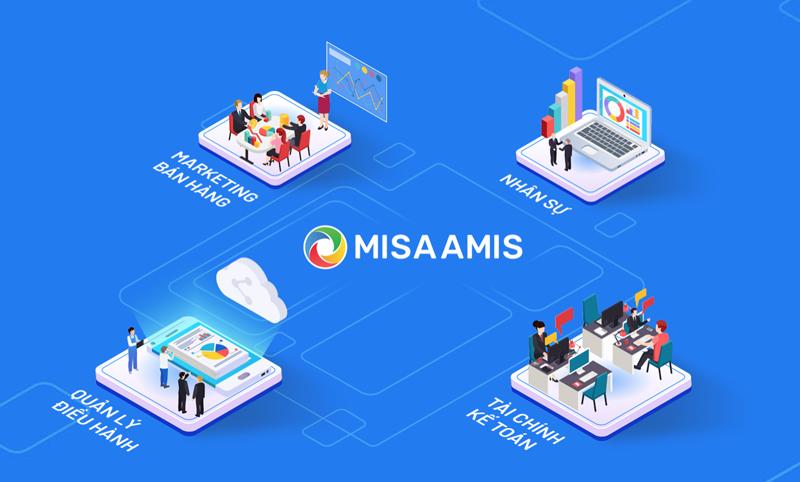 MISA AMIS: Tiết kiệm 84% chi phí quản trị toàn diện doanh nghiệp so với hệ thống của nước ngoài