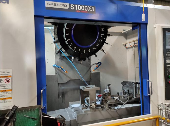 AMA đầu tư máy móc hiện đại để kiểm soát quá trình sản xuất | Ảnh: VTCTQG