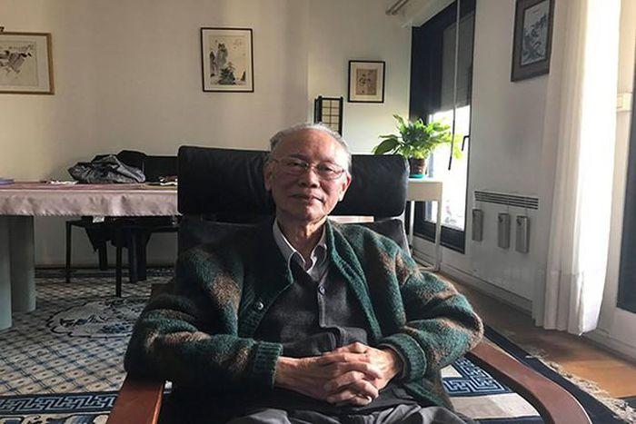 Giáo sư Nguyễn Quang Riệu. Nguồn: ANTĐ