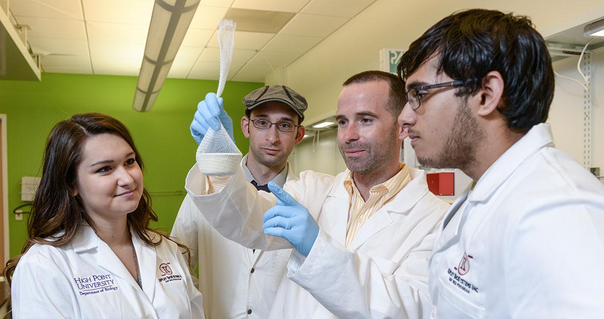 Một nhóm nghiên cứu tại Kepley BioSystems. Ảnh: Kepley BioSystems.