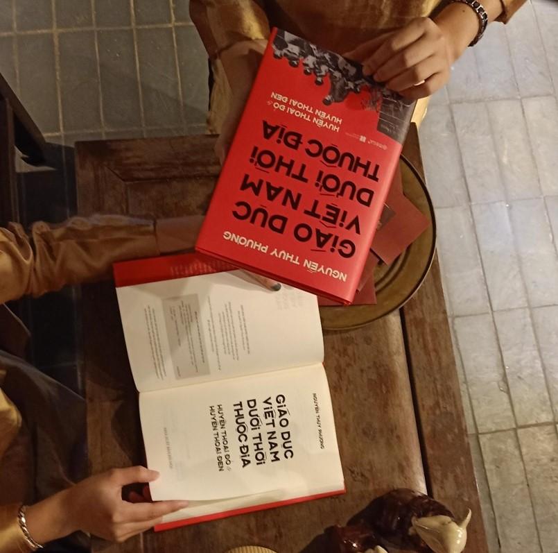 Nghiên cứu về giáo dục Việt Nam dưới thời thuộc địa của TS Nguyễn Thụy Phương (ĐH Paris Diderot) đã được xuất bản thành sách trong năm 2020.