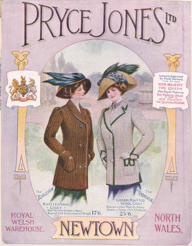 Một cuốn catalogue của Pryce Jones. Ảnh: Bodleian Libraries.