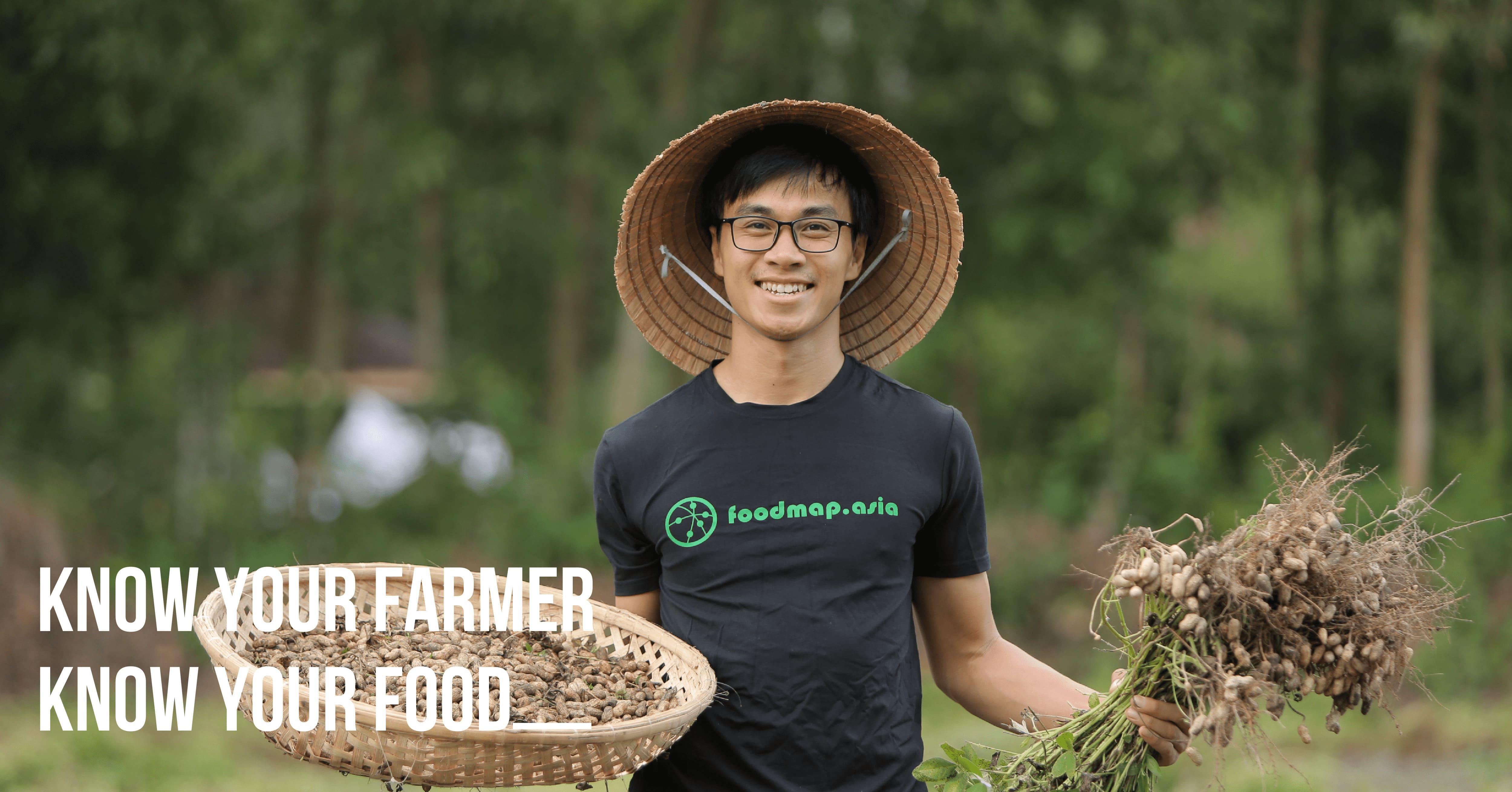 Mô hình thương mại điện tử thuần sản phẩm nông nghiệp Việt Nam. Ảnh: Foodmap.asia