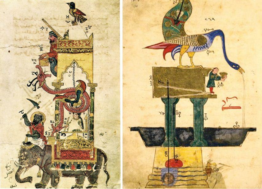 Ismail al-Jazari: Cha đẻ của robot