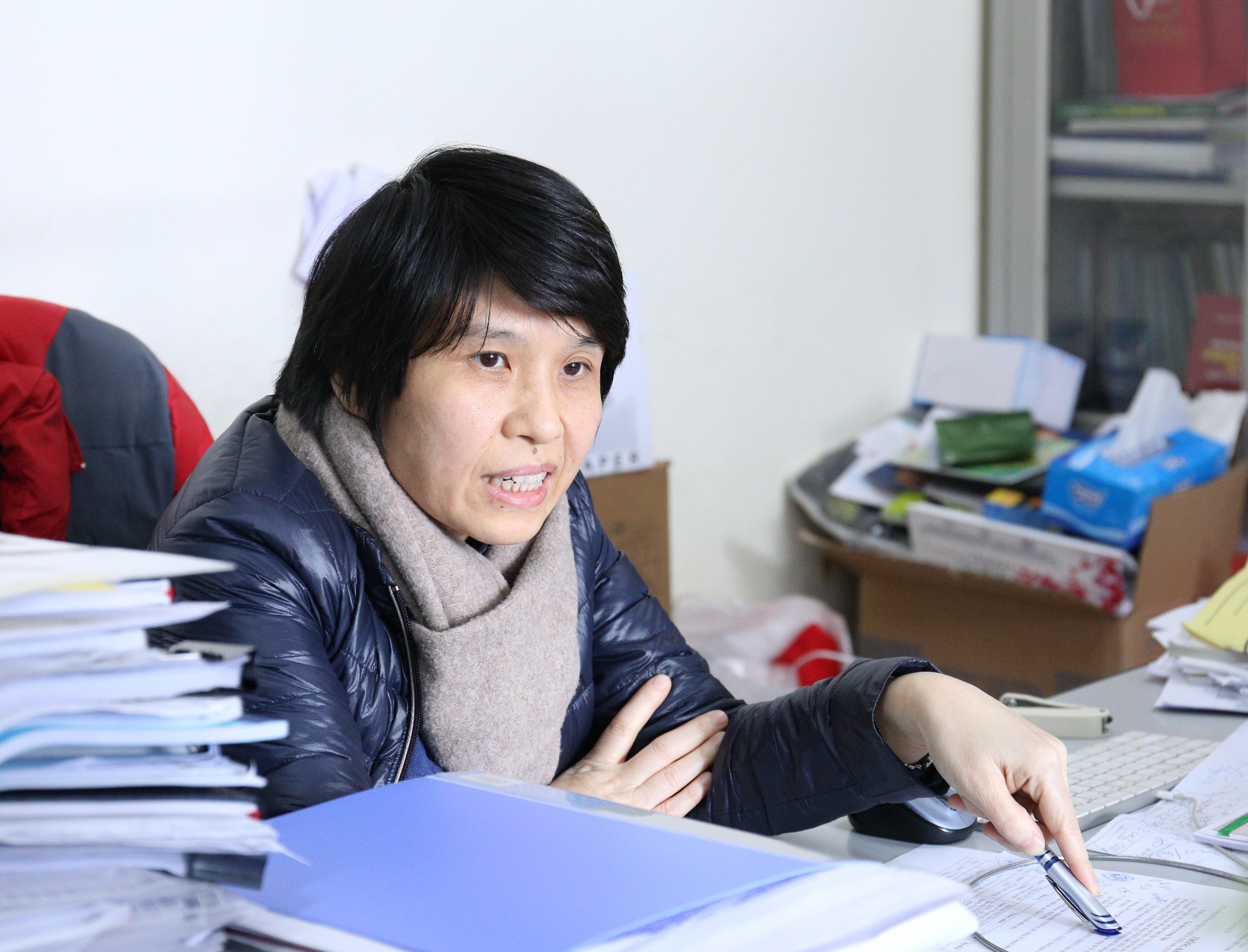 GS Vũ Thị Thu Hà