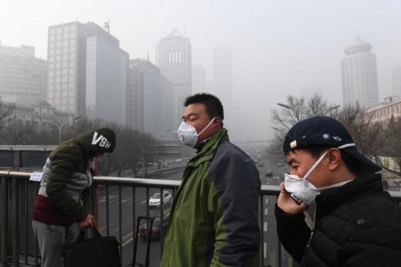 Trung Quốc phải đối mặt với ô nhiễm không khí và có nhiều nỗ lực cải thiện trong gần 20 năm qua | Ảnh: Getty Images