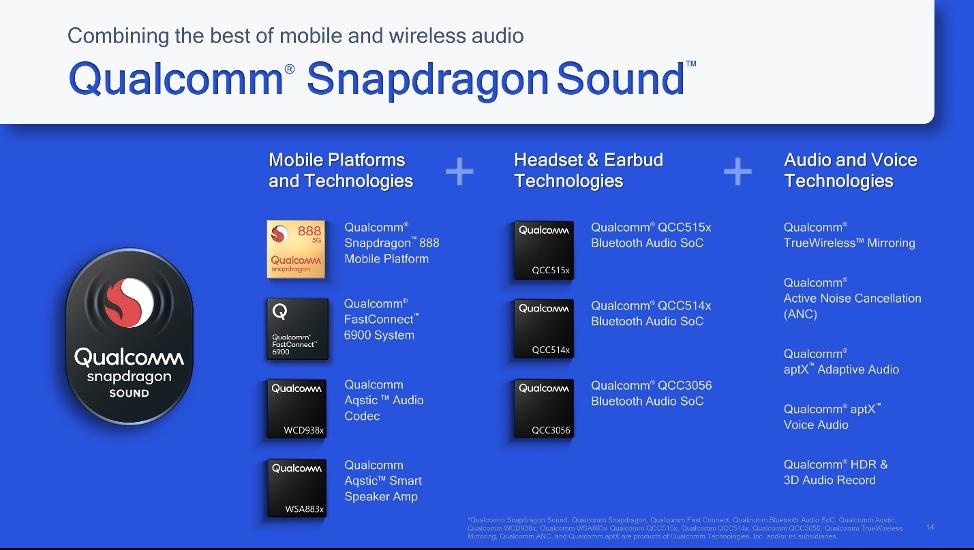 Qualcomm ra mắt công nghệ mới giúp giảm độ trễ của tai nghe bluetooth