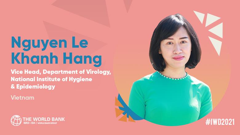 PGS.TS. Nguyễn Lê Khánh Hằng