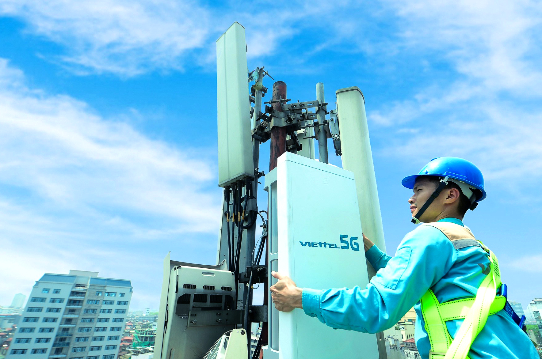 Công nghệ mới của Viettel: Tối ưu từng loại môi trường  truyền dẫn