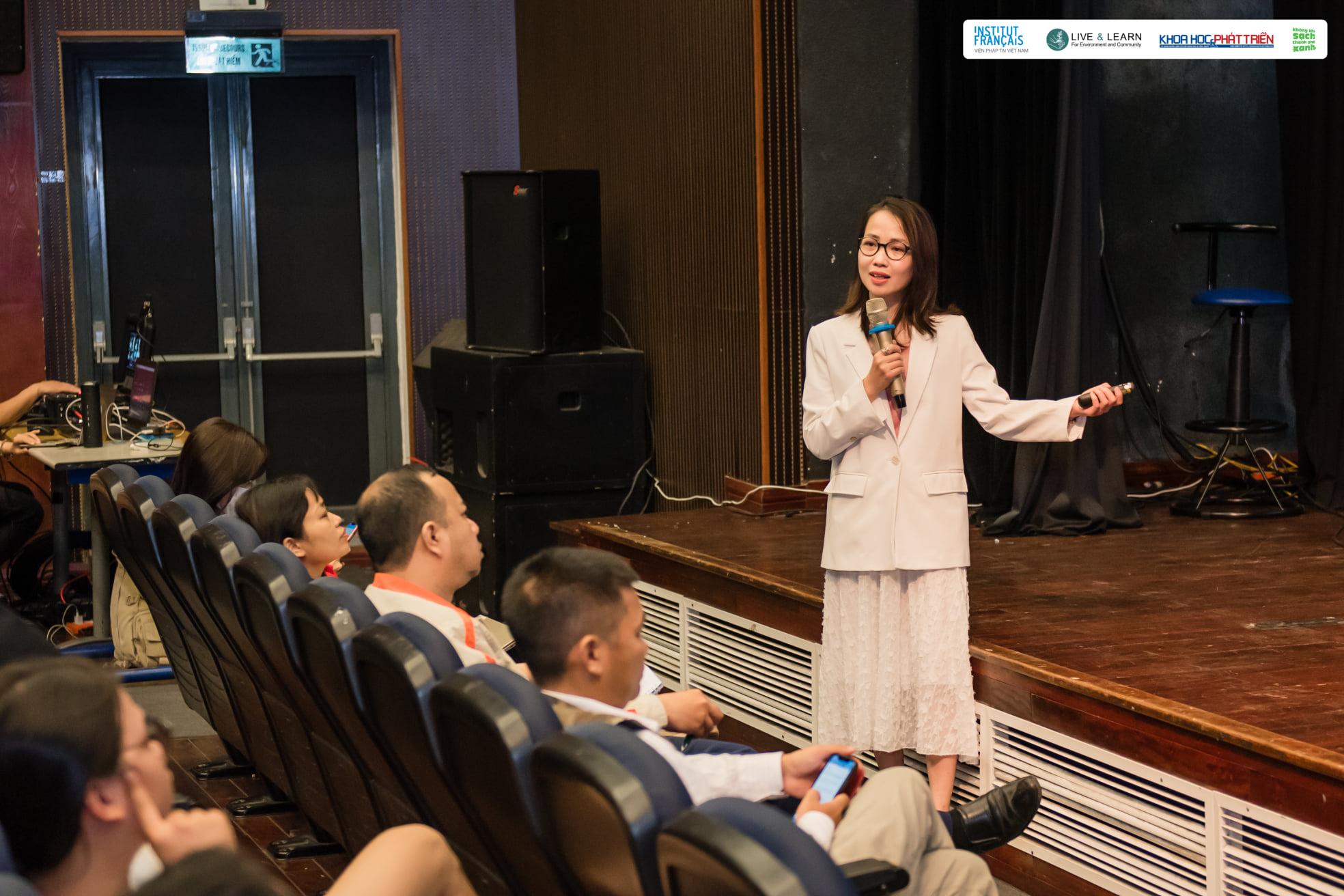 Bà Phan Thanh Hải, giám đốc điều hành PAM Air