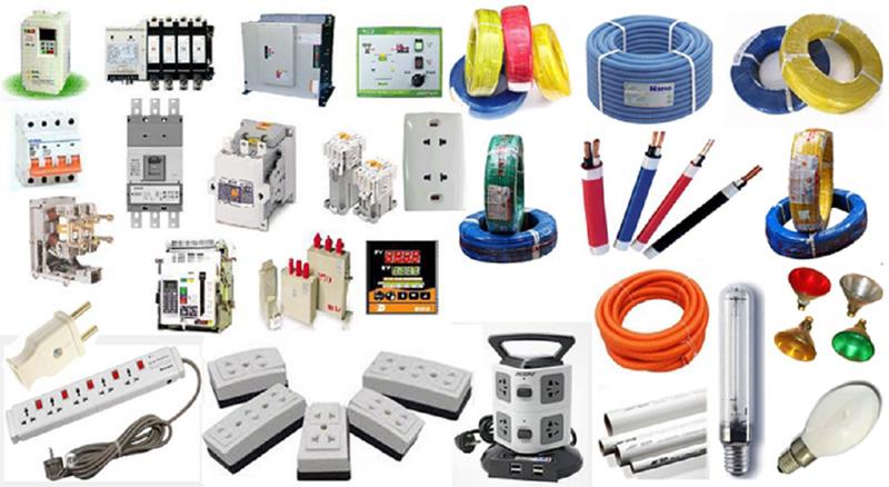 Thiết bị điện cần đảm bảo chất lượng. Ảnh: Internet
