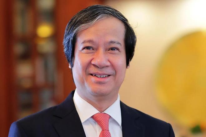 Ông Nguyễn Kim Sơn làm Bộ trưởng Bộ Giáo dục và Đào tạo
