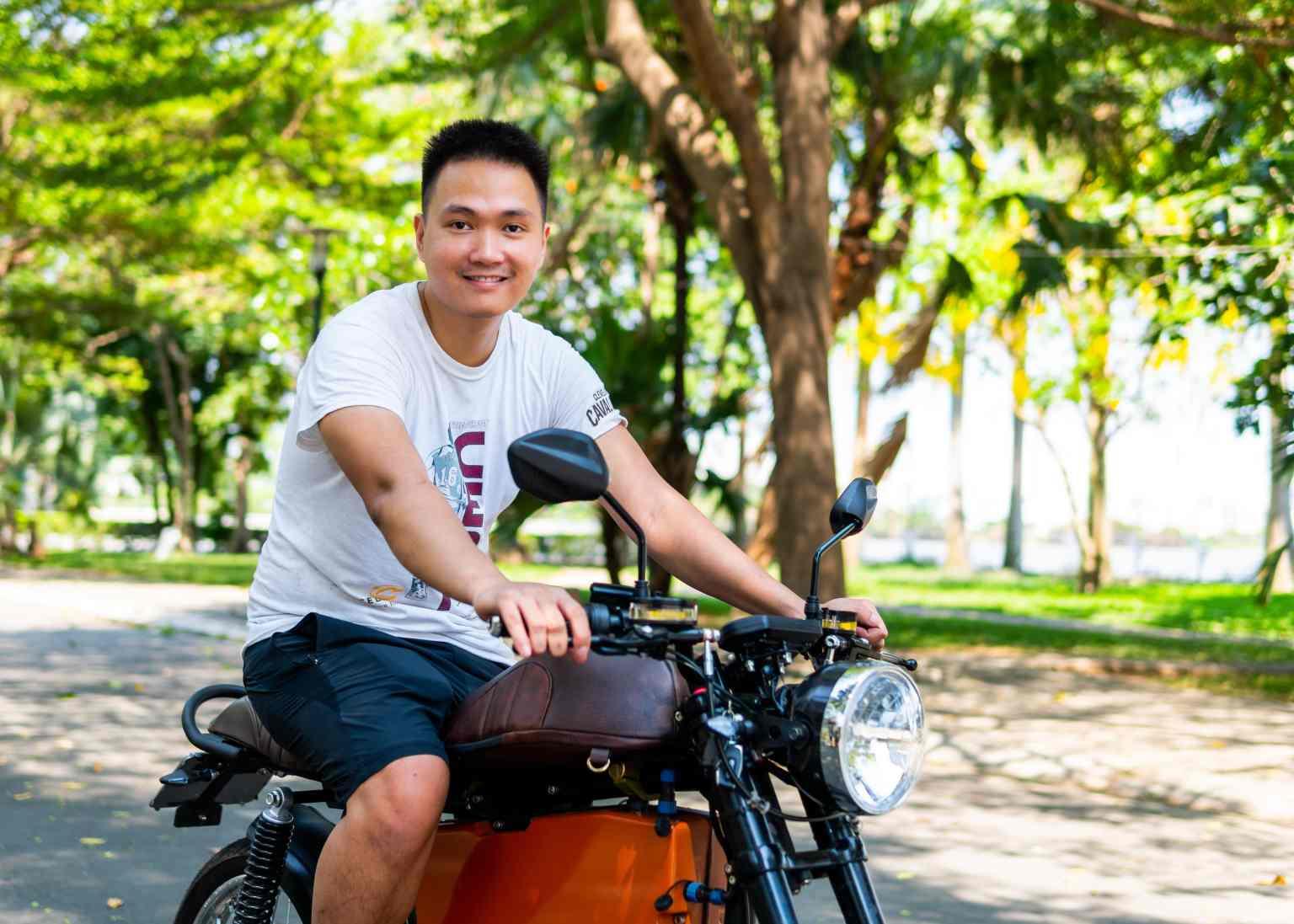 Startup xe máy điện Dat Bike gọi vốn được 2,6 triệu USD