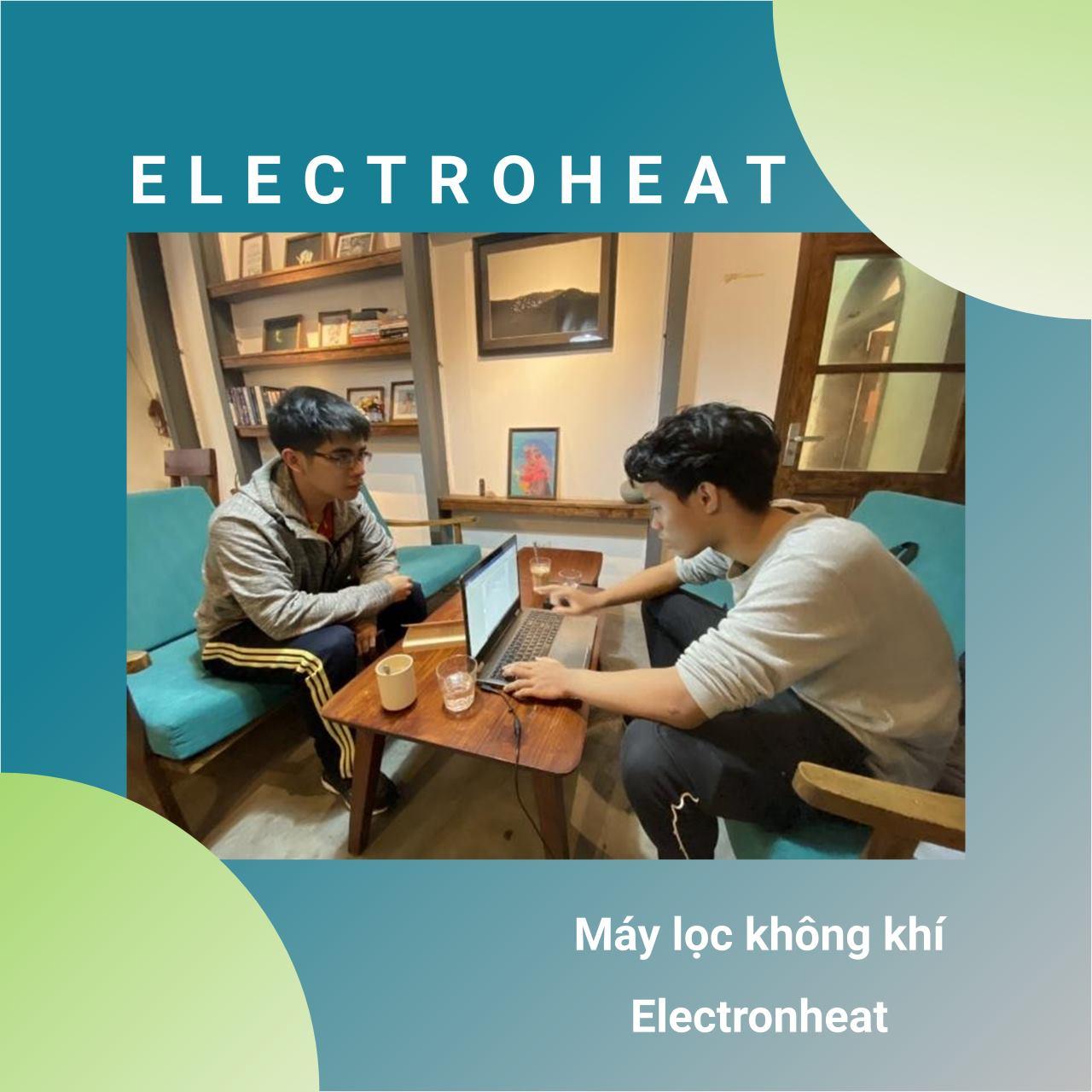 Nhóm Electroheat - Máy lọc không khí trong không gian kín