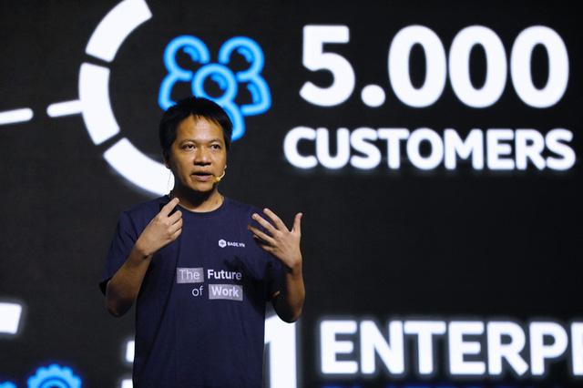 Ông Phạm Kim Hùng - CEO của Base. Nguồn: FPT
