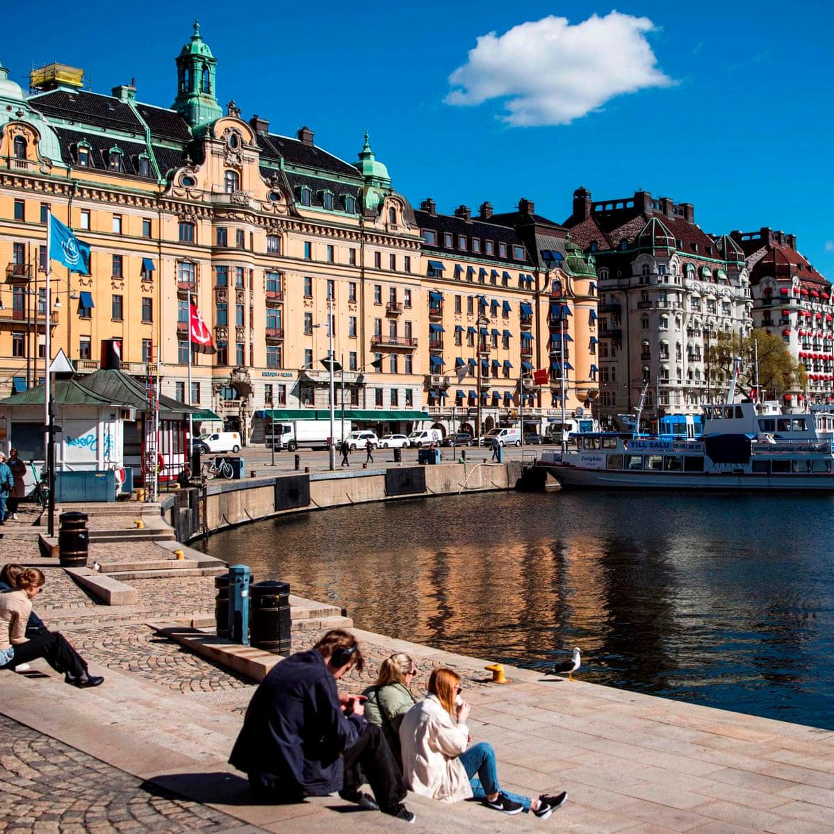 So với Mỹ, người dân Bắc Âu có vẻ biết cách tận hưởng cuộc sống hơn.