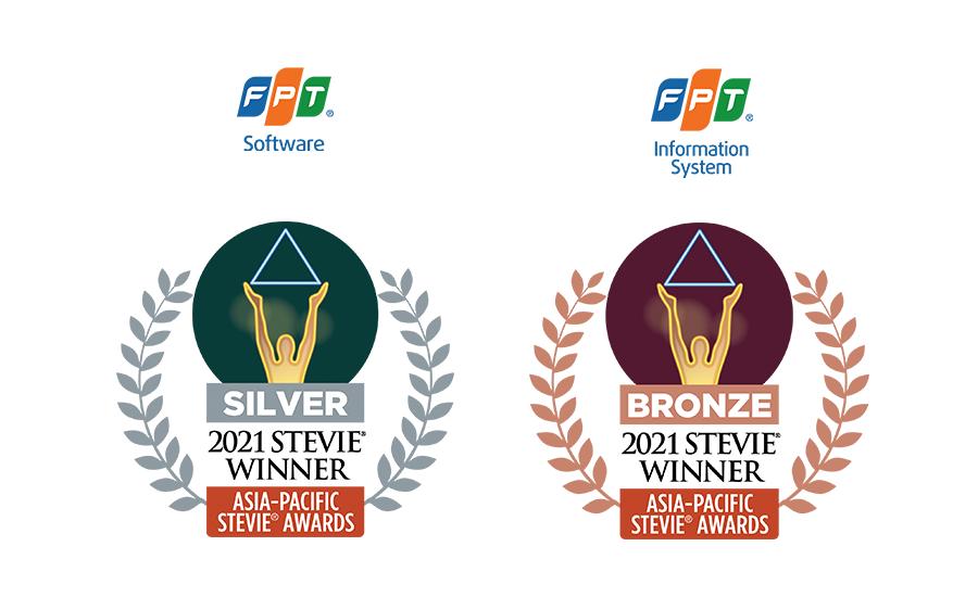 2 giải pháp chuyển đổi số của FPT nhận giải thưởng Stevie khu vực châu Á-Thái Bình Dương