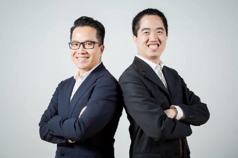 Bình Trần và Eddi Thái đã bắt tay cùng nhau xây dựng quỹ đầu tư mới ở Việt Nam.