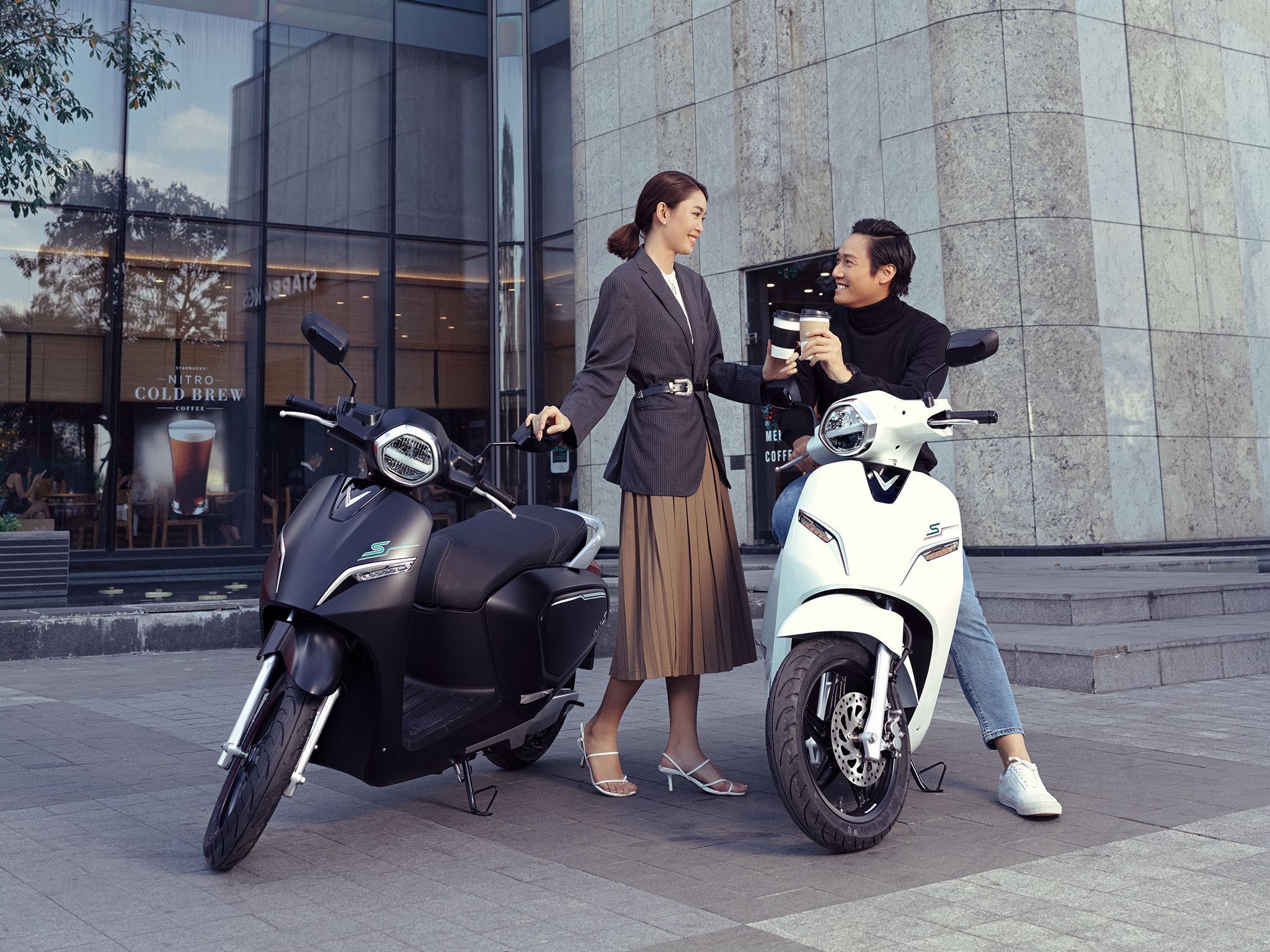 Xe máy điện: Thị trường tiềm năng cho startup ĐNÁ