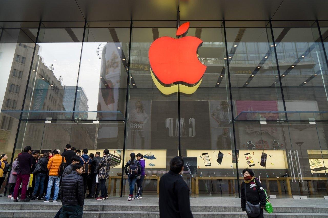 Apple đã tuân thủ quy định về dữ liệu của Trung Quốc và xây dựng trung tâm dữ liệu mới ở Quý Dương vào tháng 6 vừa qua. Nguồn ảnh: Wang gang/ Zuma Press.