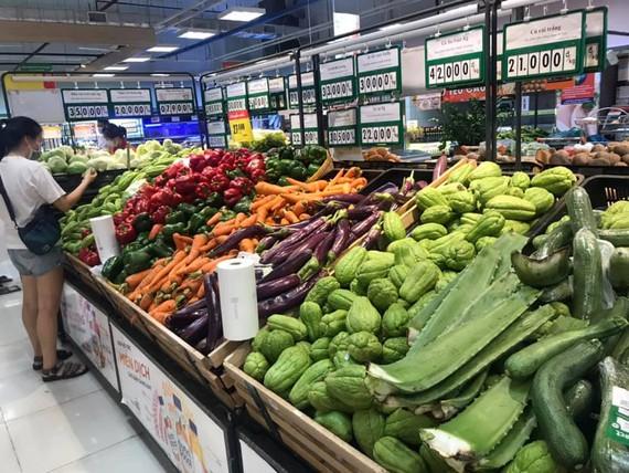 Cam kết bình ổn giá và nguồn cung hàng hóa trong các siêu thị | Ảnh minh họa