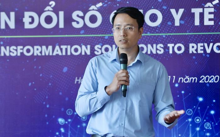 Anh Cao Anh Tuấn mong rằng những kinh nghiệm của mình sẽ giúp ích cho startup. Nguồn: Baodautu