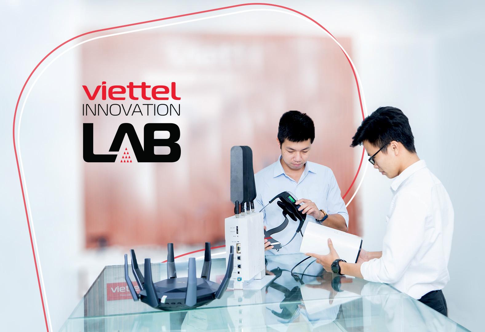 Phòng Lab của Viettel đạt tiêu chuẩn quốc tế