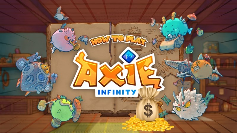 Game Axie Infinity.