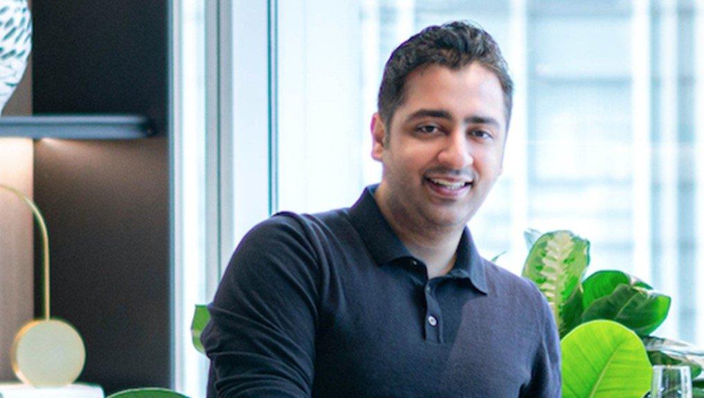 Karam Malhotra, cộng sự và Phó chủ tịch toàn cầu tại SHAREit Group.