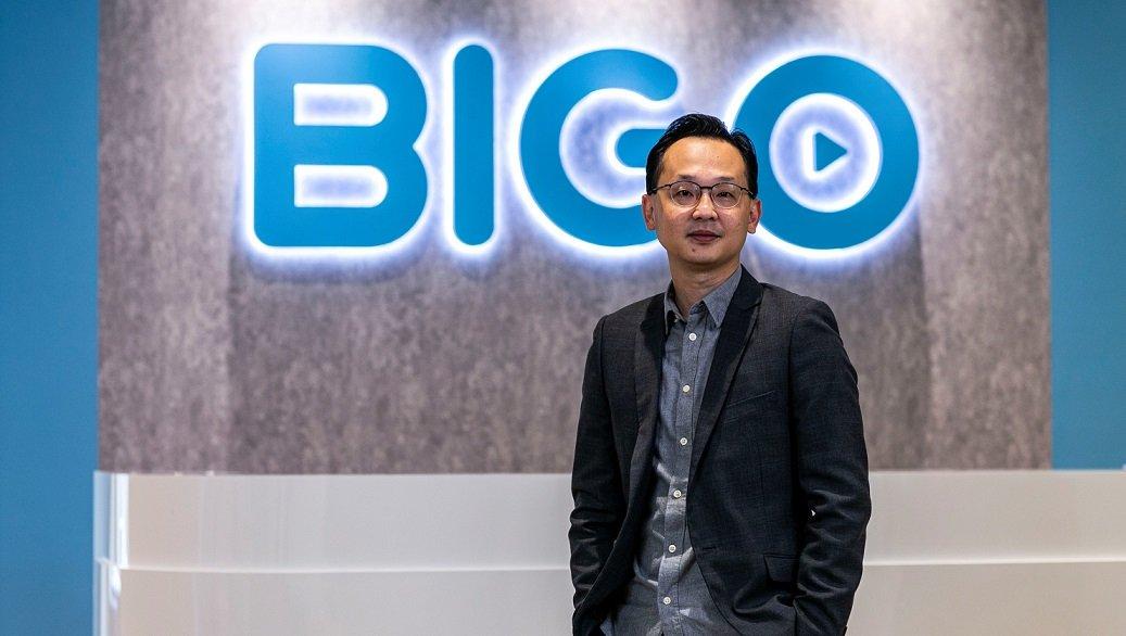 Mike Ong, Giám đốc điều hành của Bigo. Nguồn: e27