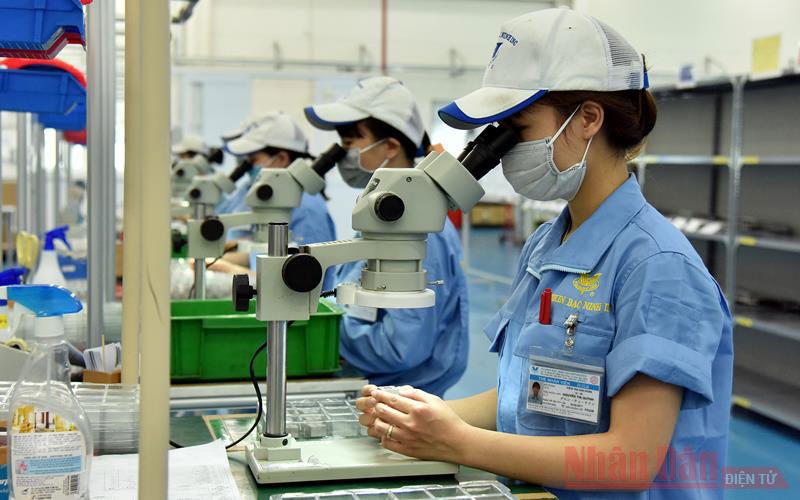 Nhiều doanh nghiệp gặp khó do ảnh hưởng của COVID-19. Nguồn: Báo Thái Nguyên