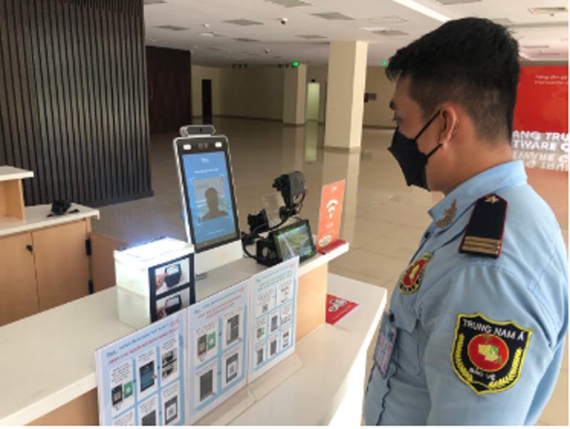 Ứng dụng T-Check tại Công viên Phần mềm Quang Trung và UBND tỉnh Bình Định