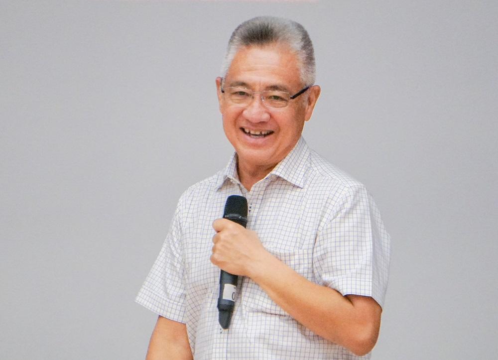 Ông Nguyễn Thanh Mỹ.