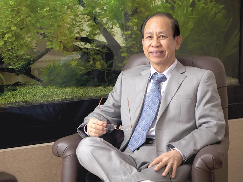 Ông Lý Ngọc Minh.