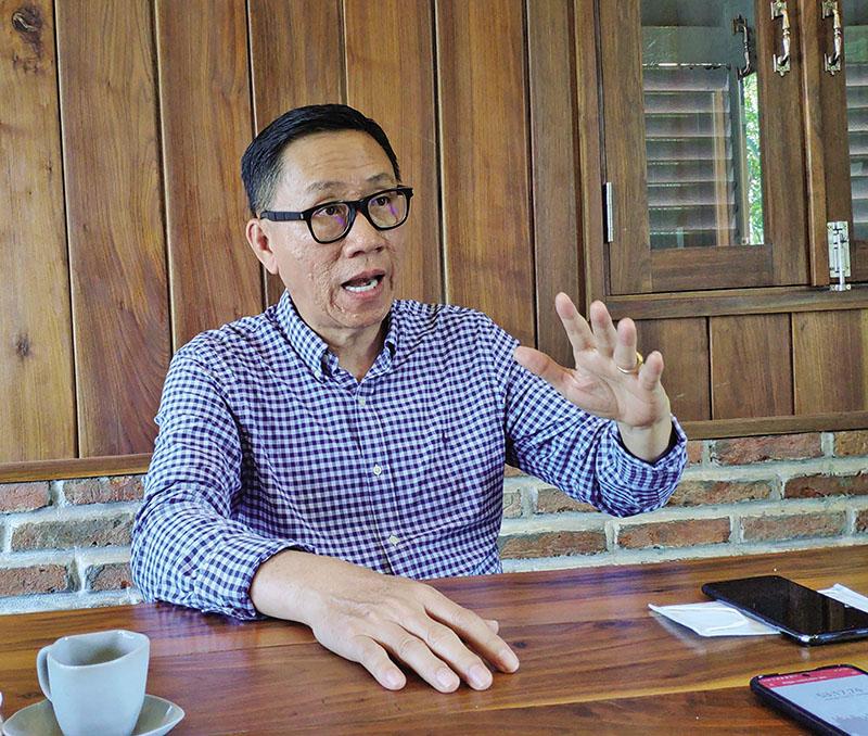 Ông Nguyễn Lâm Viên.