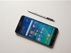 Galaxy Note 5 đoạt ngôi smartphone có màn hình tốt nhất
