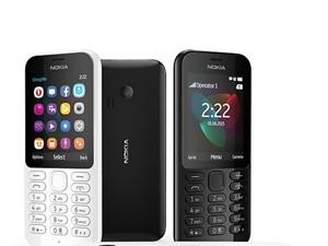 Microsoft trình làng bộ đôi Nokia 222 và 222 Dual-SIM