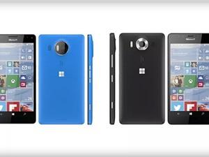 Ảnh chính thức 2 mẫu Lumia cao cấp sắp ra mắt