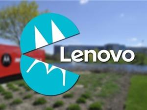 Lenovo Mobile sáp nhập vào Motorola