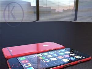Vẻ đẹp mê hoặc của bản concept điện thoại iPhone 6C